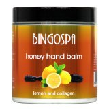 Honey Balm For Hands With Lemon and...