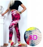 Fashion 3D leggings
