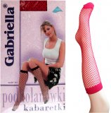 knee socks big net
