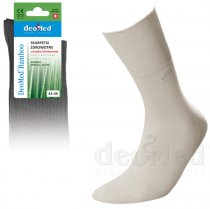 Medical deomed bamboo socks