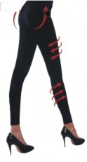 Winter leggings with body shaping
