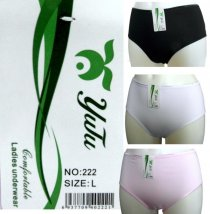 4 pack Cotton women panties