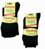 Bamboo Health Socks (3 pack)